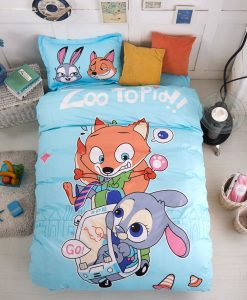 Zootopia Mcdecor